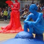 Théâtre de rue-show-street show-spectacle de rue