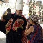 Spectacle gastronomique-spectacle apéritif-Gourmet show-aperitif show